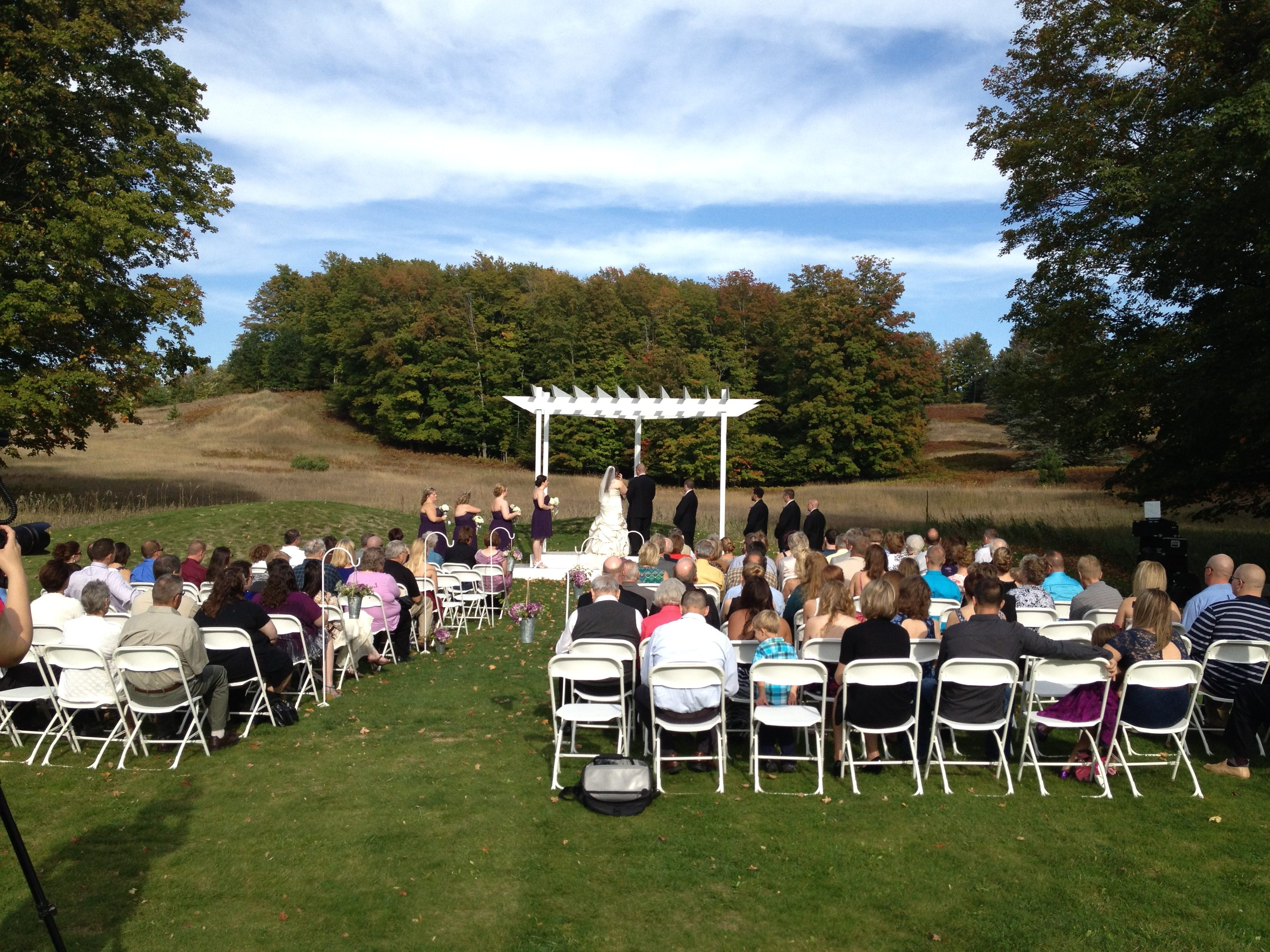 We also provide Ceremony Music/PA System